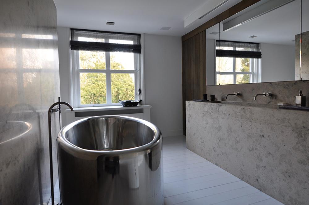 Badkamer renoveren - Yves Michiels - Interieur & Architectuur